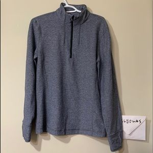 lululemon 1/2 zip up sweater